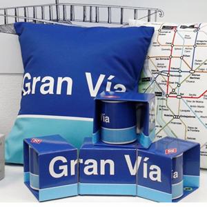 Metro de Madrid abre su propio e-commerce para vender merchandising