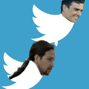políticos twitter