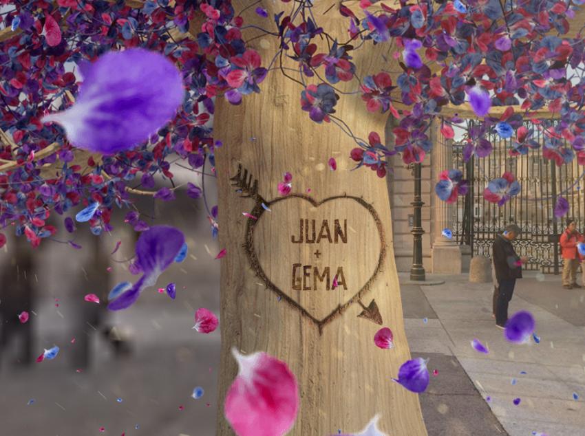 Este San Valentín deje sellado su amor en cualquier lugar del mundo de Google Street View