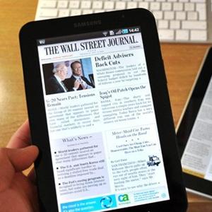 """El WSJ impide el acceso a sus noticias mediante el """"copia y pega"""" del titular en Google"""