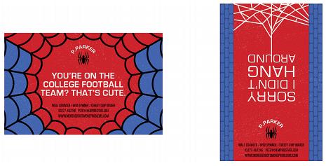 8 spiderman pq
