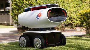 Domino's Pizza revoluciona las entregas a domicilio en Oceanía con estos robots autónomos