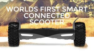 Kiwano es el nuevo (y muy seguro) hoverboard con tecnología de Samsung