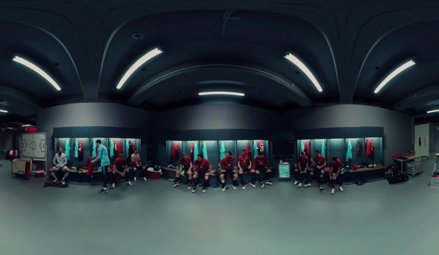 Nike campaña 360º