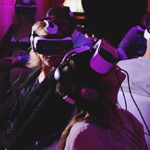The Virtual Reality Cinema 2