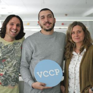 VCCP director creativo