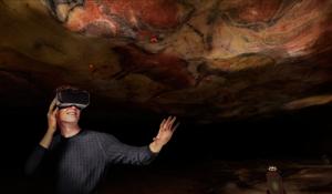 Conocer la cueva de Altamira al alcance de todos gracias a la realidad virtual