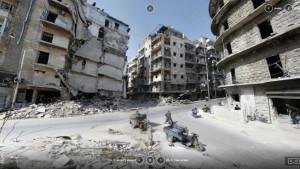 Amnistía Internacional usa la realidad virtual para transportarnos a una Siria en ruinas