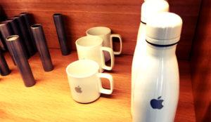 La tienda de merchandising de Apple, una auténtica atracción turística en Silicon Valley