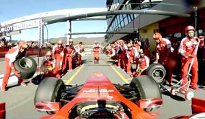 Cámaras de realidad virtual en los monoplazas de F1