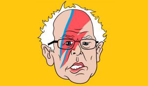 Bernie Sanders, el candidato