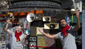 Lay's® arrasa Europa con el himno de la Champions para promocionar #GameReady a nivel mundial