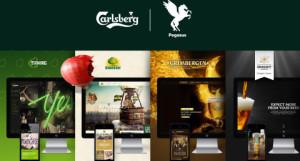 Carlsberg quiere convertirse en un centro de contenidos (y lo intenta con Pegasus)