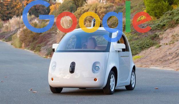 coche autónomo Google 1