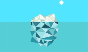 El contenido 2.0 es un iceberg (y le sorprenderá saber lo que está en la punta)