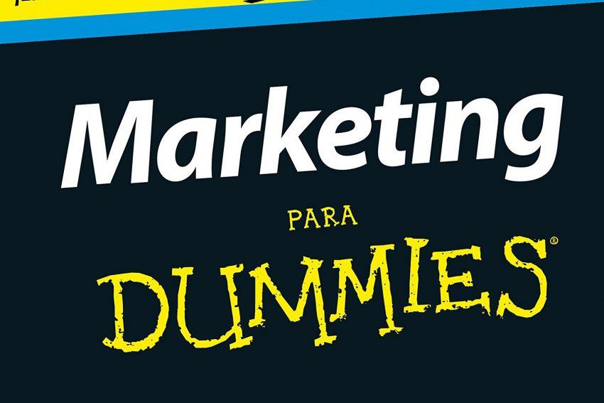 Patricia de Andrés: Marketing para Dummies