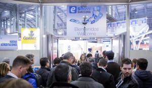 eShow Barcelona recibe a más de 11.500 visitantes