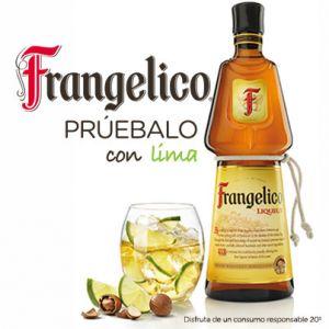 Frangelico con lima, la nueva combinación que sorprende y va