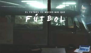 'El fútbol es mucho más que fútbol', nueva campaña de patrocinio del Banco Santander