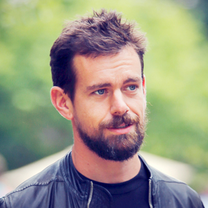 Dorsey, interim CEO of Twitter and CEO of Square, attends the annual Allen and Co. media conference in Sun Valley