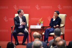 Zuckerberg y el jefe de propaganda de China discuten la regulación de internet