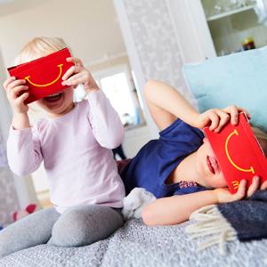 mcdonalds  realidad virtual mcdonald's