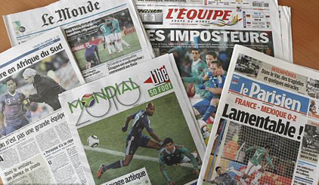 medios editores franceses