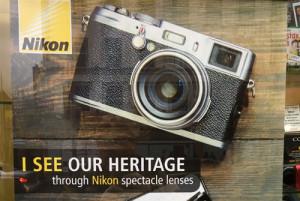 A Nikon se le va el santo al cielo y se le
