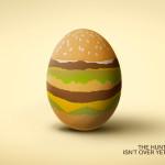 Celebramos el Domingo de Pascua con estos 20 anuncios protagonizados por huevos y conejos