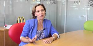 Patricia Abril deja su puesto ejecutivo en McDonald's Europa y se lanza al emprendimiento