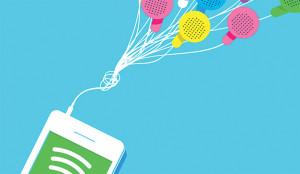 Con 1.000 millones de dólares (frescos) en el bolsillo, Spotify le pone ojitos a la bolsa