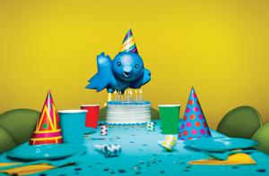 Twitter cumple 10 años con la vista puesta en atraer a los jóvenes a su