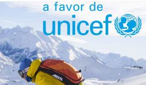 Aramón realiza una subasta de forfaits para recaudar fondos para Unicef