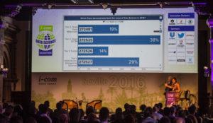 El #icom16 reúne a los mejores equipos y expertos en innovación y datos del último año