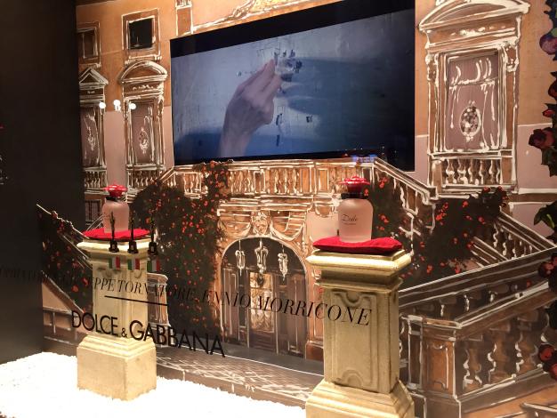 Escaparate Dolce & Gabbana Milán