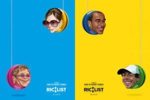 David Beckham y otros ricos riquísimos se convierten en cartas del tarot en esta campaña