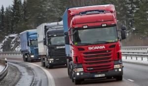 Un grupo de camiones autónomos realizan el recorrido más largo efectuado en Europa