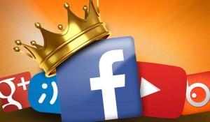 Con dinero y sin dinero, hace siempre lo que quiere y sí, Facebook sigue siendo el rey