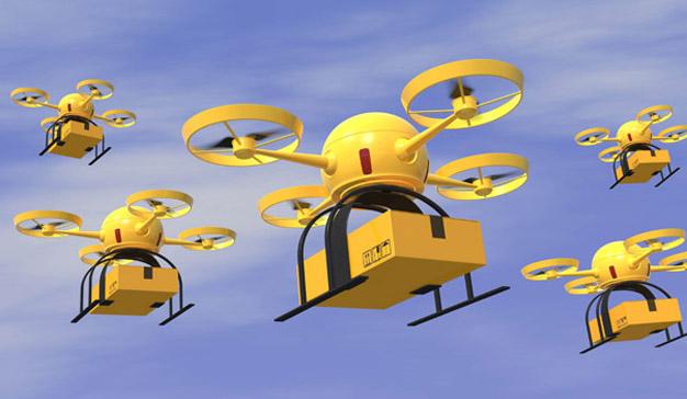 LOGISTICA DRONES