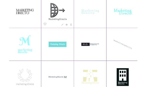 Un generador instant neo de logotipos crea el adecuado for Generador de logos