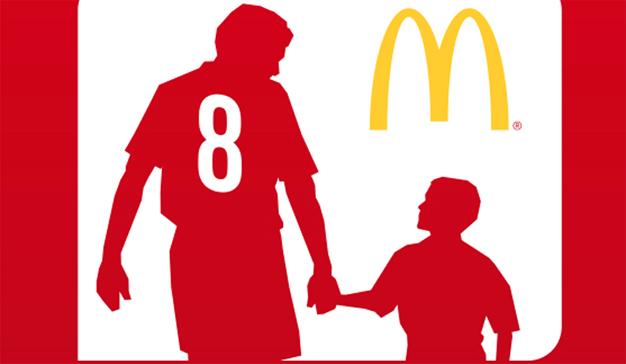 McDonalds 2016 campaña