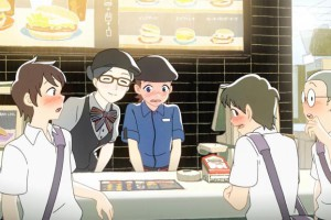 McDonald's prueba con los animes para enamorar a los japoneses