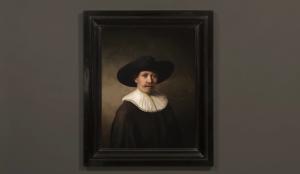 Una impresora 3D consigue replicar la pintura de Rembrandt
