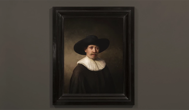 Rembrandt impresora 3D