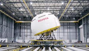Toyota crea un coche