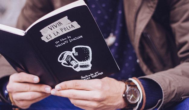 Vivir es la polla y leer tambien