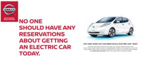 Nissan aprovecha (y cuestiona) la