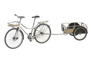 IKEA lanza Sladda, la primera bicicleta eco-friendly y sin cadena