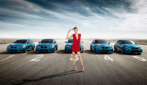 Le entrará tortícolis siguiendo la pista a Gigi Hadid en este ultrarrápido spot de BMW