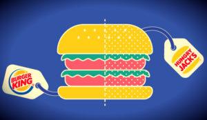 ¿Burger King o Hungry Jack's? 28 marcas que viajan con varios nombres en su pasaporte
